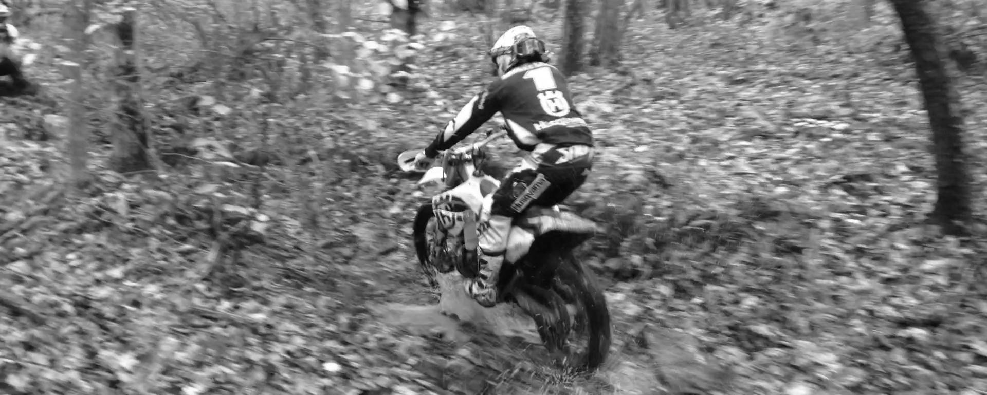 Learn extreme enduro techniques from Graham Jarvis